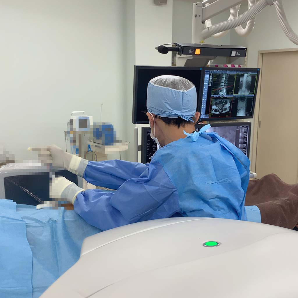 【DST法】脊柱管狭窄症により歩けなくなった70代男性【治療実績】
