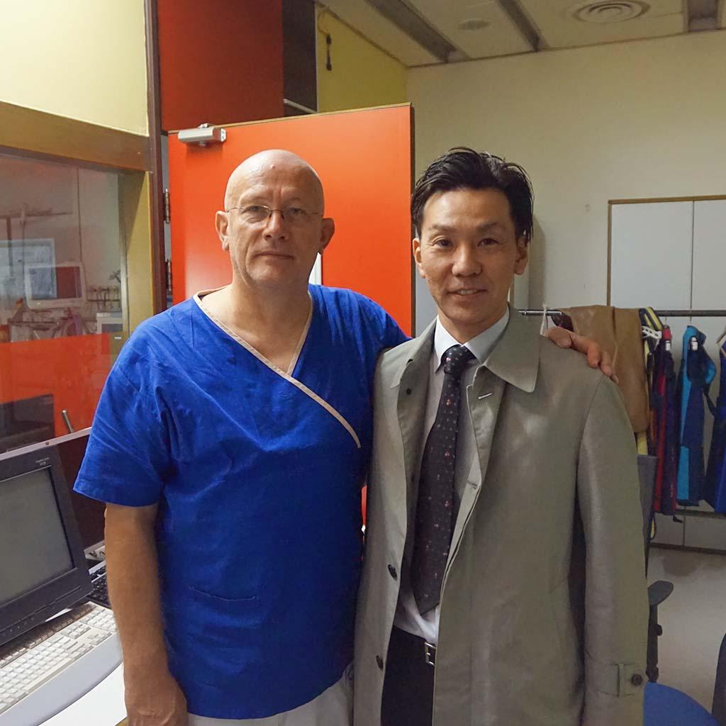 【海外研修】椎間板温存治療インプラント「PIDT法」の研修 / スロベニア
