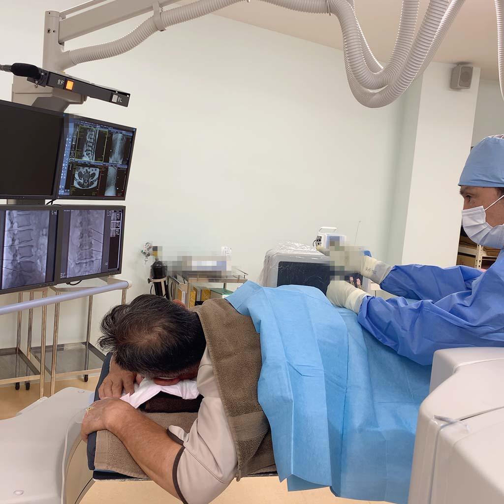 【DST法】脊柱管狭窄症による右坐骨神経痛のため日常生活が困難となった60代男性【治療実績】