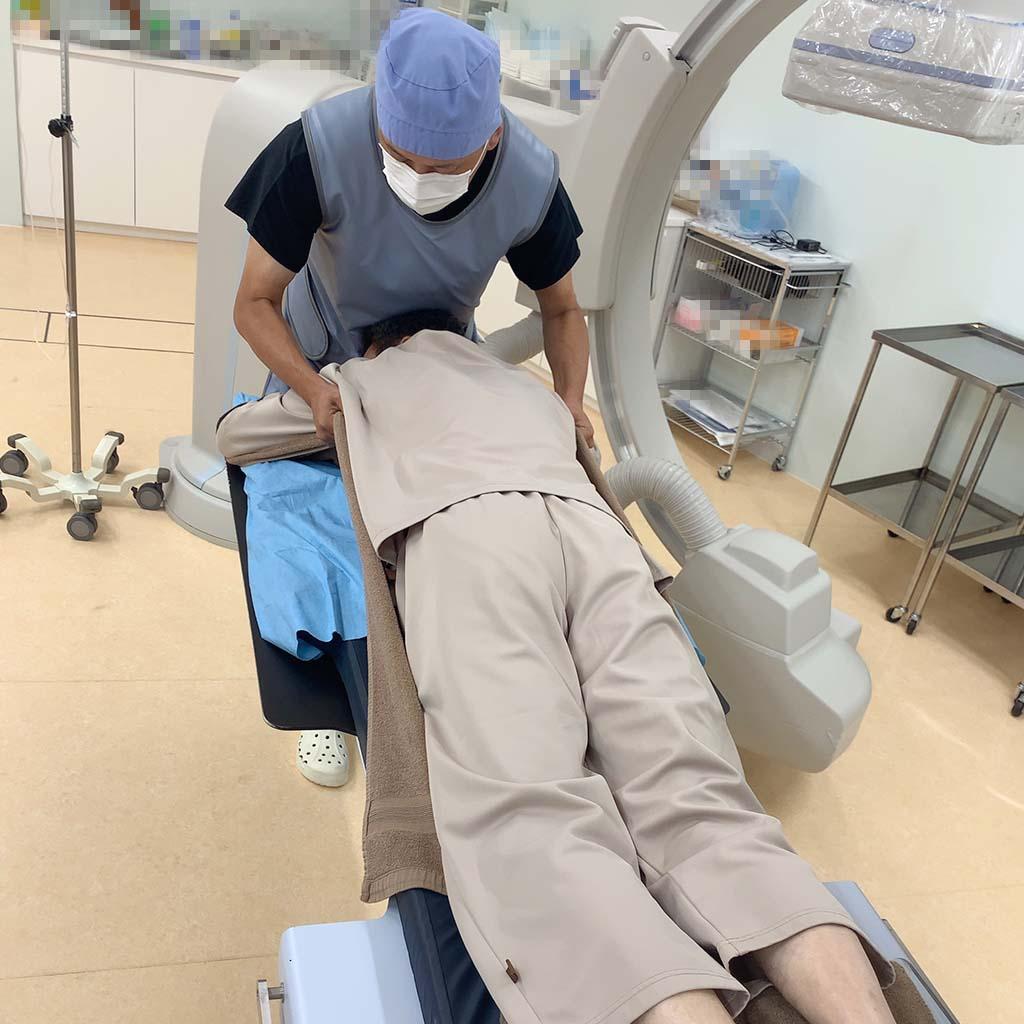 【PODT法】椎間板ヘルニアによる坐骨神経痛としびれで仕事が出来なくなった60代男性【治療実績】